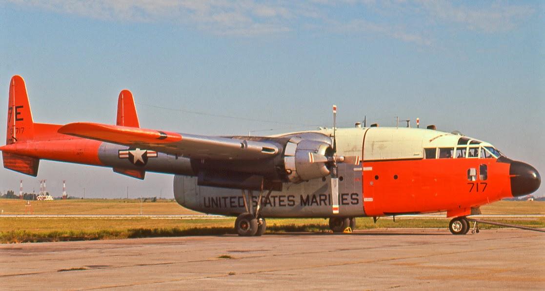 Marines 10: C-119 Flying Boxcar