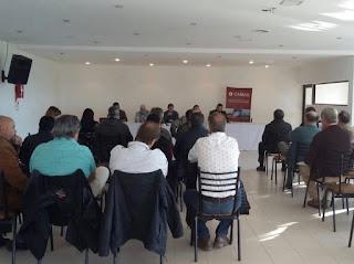 Empresarios Chubutenses apoyan la construcción del Ferrocarril Transpatagónico