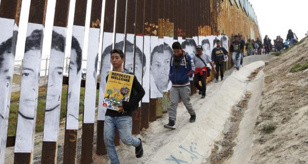 Are federal prosecutors targeting people from Central America who cross the border illegally?