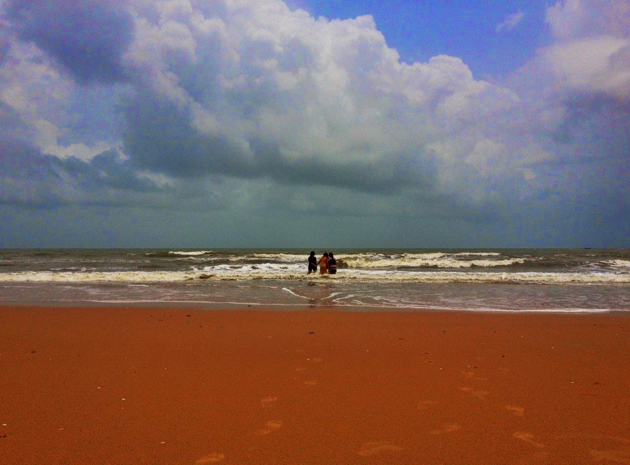 Let my someone suffer as well as my heed escape me India travel destinations: The Romance of Goa inwards The Rains.