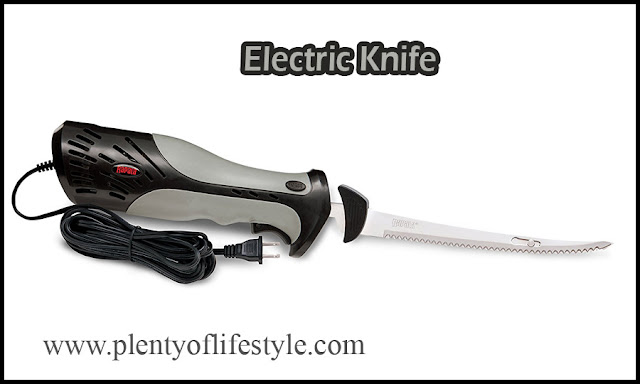 A Guide for Selecting, Buying and Using an Electric Knife