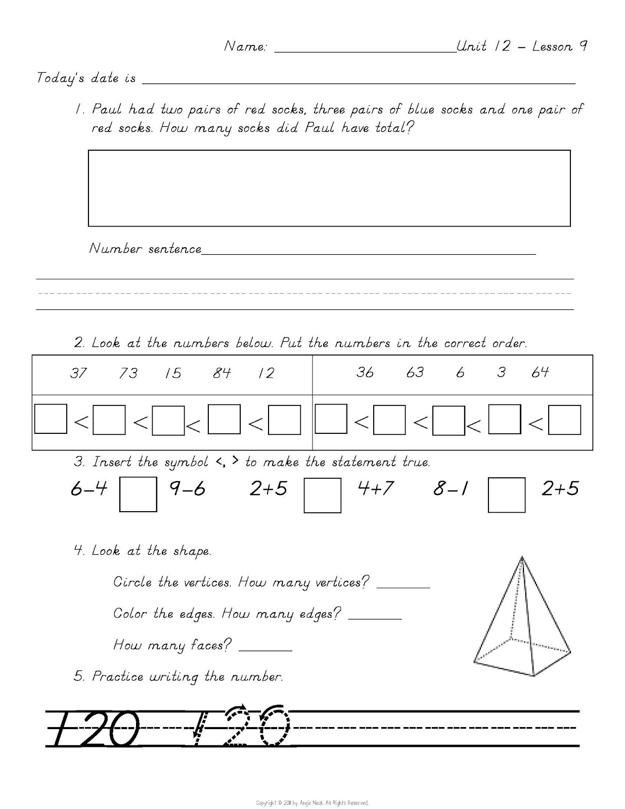 New 976 First Grade Worksheets Review