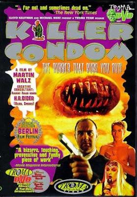 El condón asesino, film