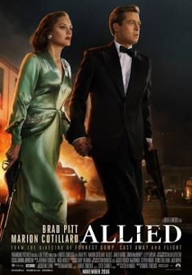 Trailer Film Allied 2016