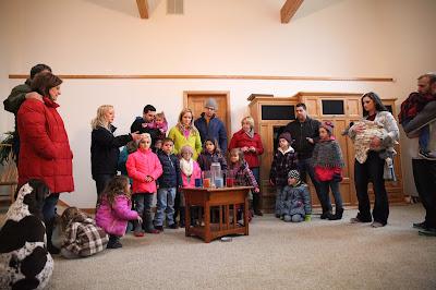 Com 25 pessoas sob o mesmo teto, todo dia é de reunião familiar para os Putman - Divulgação