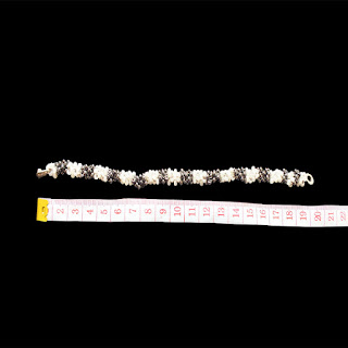 Nazo Kristal Boncuk Bileklik ölçü - Nihal'in Rüyası