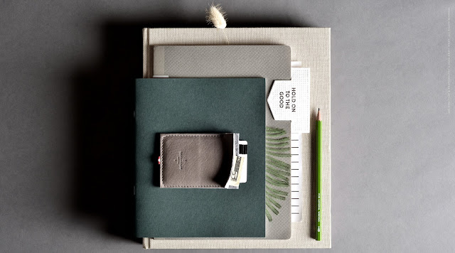 Wild Pocket Card Case Wallet - Hand Graft