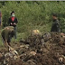 Cops Dig Up Mass Graves used by Parojinogs