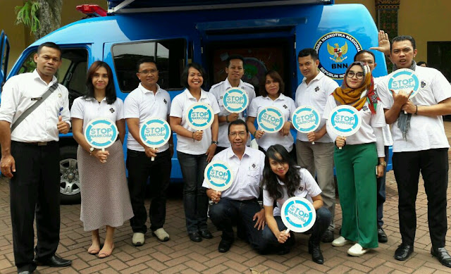 BNN Kota Batu gelar kampanye anti narkoba
