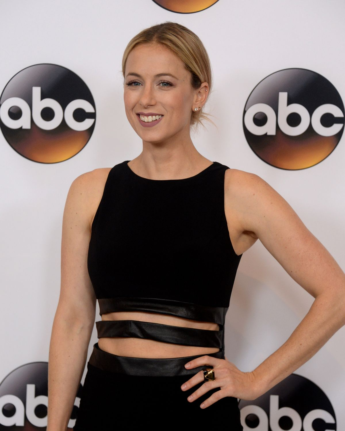 Iliza Shlesinger at Disney ABC Television TCA Summer Press Tour in Beverly Hills