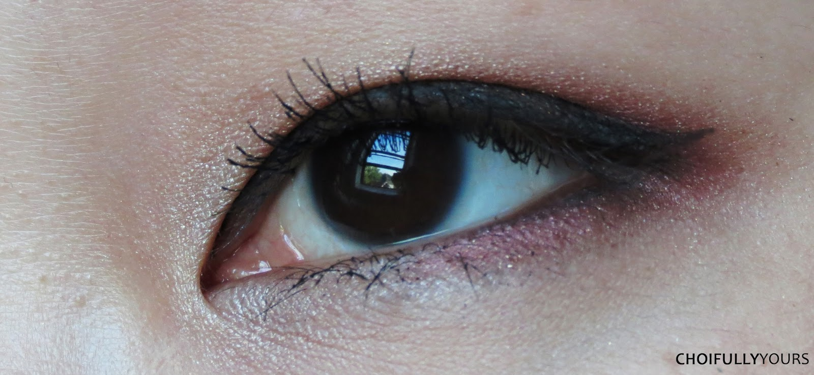 burgundy eye makeup for hooded asian eyes 187 choifully yours