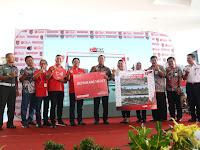 Telkomsel Uji Coba Layanan TCASH di Bus Trans Semarang