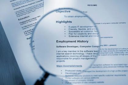 Daftar Website Terbaik tuk Bikin Resume Profesional yang Menarik