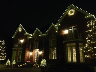 residential Christmas Light installers