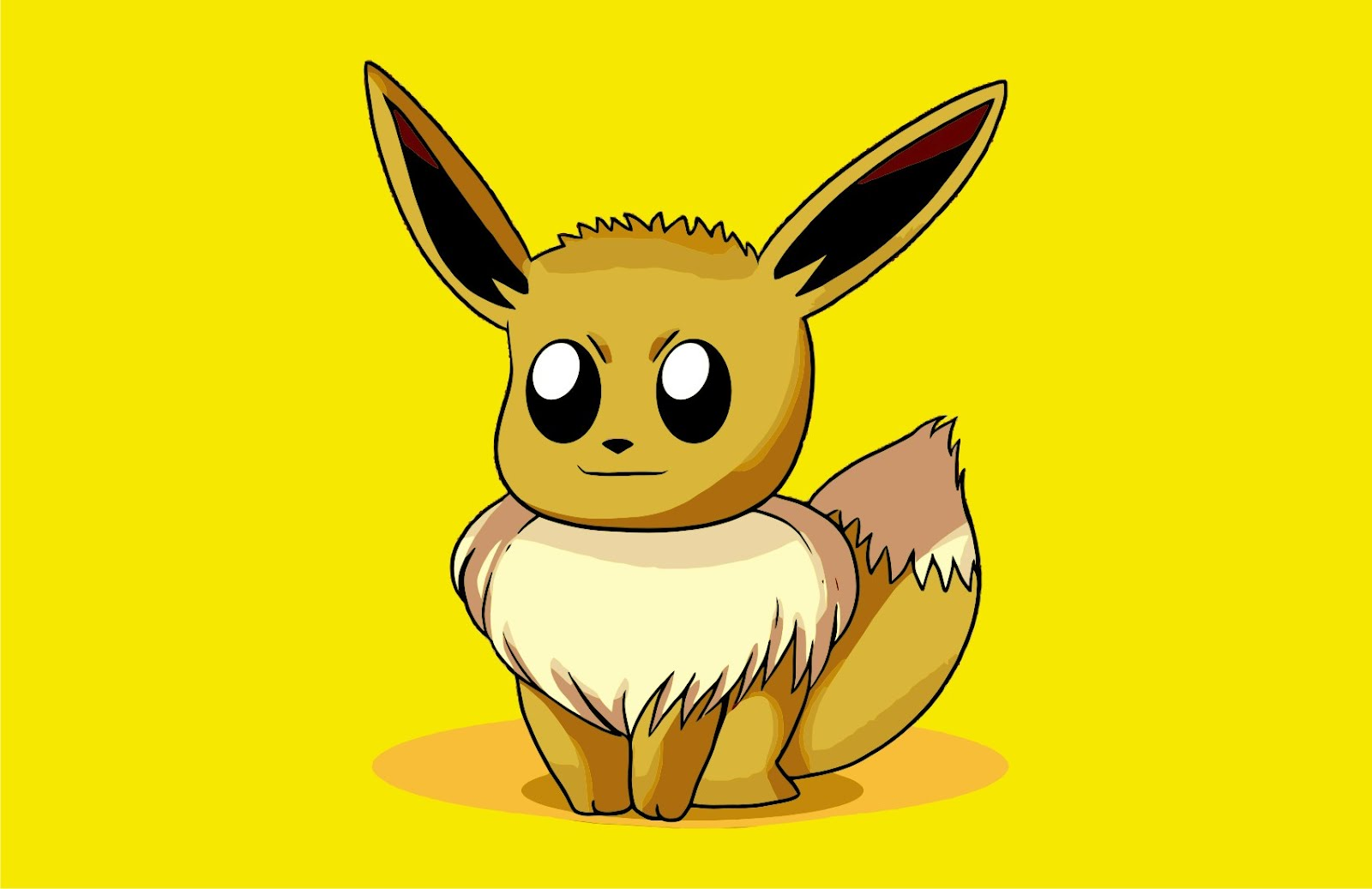 Pokemon Eevee | Vector Game