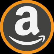 amazon icon outline