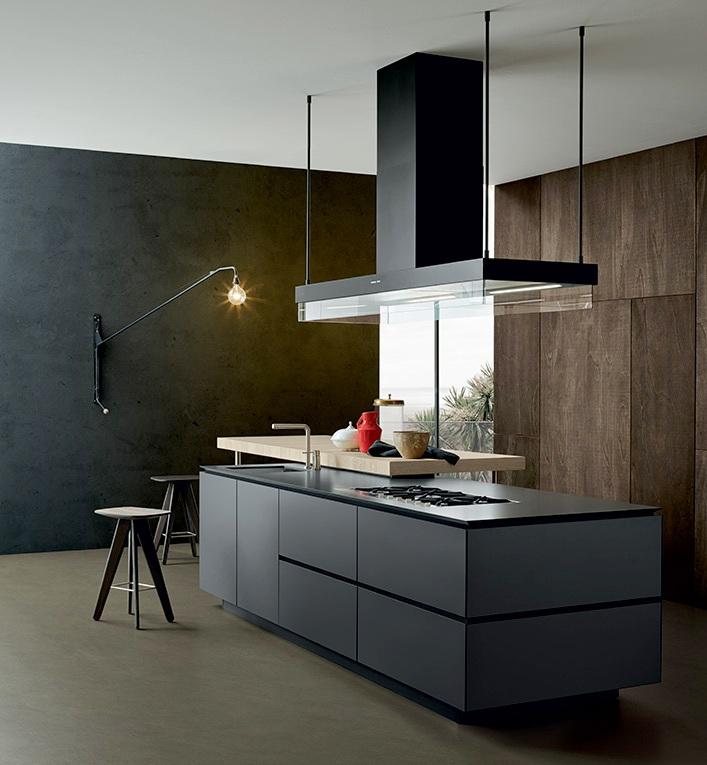La cocina y los colores neutros - Cocinas con estilo