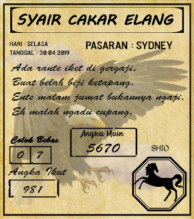 SYAIR SYDNEY 30-04-2019