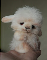 мастер-класс по шитью кролика, онлайн-курс Кролик