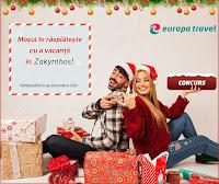 Castiga o vacanta pentru doua persoane in Zakynthos