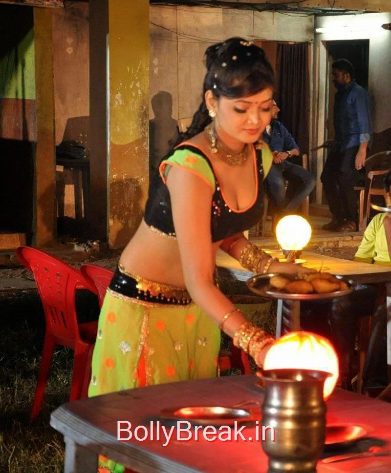Tollywood Actress Sriya, Sriya Hot Pics In Choli  In 2000 Crore Black Money Movie