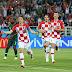 Statistik Pertandingan Kroasia vs Nigeria - Piala Dunia 2018 Grup D