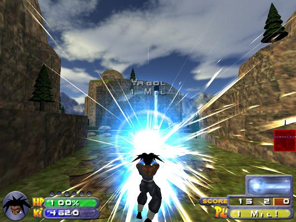 Download Game PC Dragon Ball Z Bid For Power Full Version