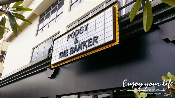 [AOTD] Podgy & The Banker @ Sri Hartamas