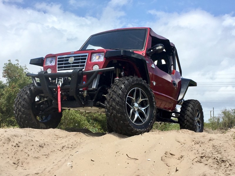 Daily Turismo: Auction Watch: 2016 Oreion Reeper Sport 4X4