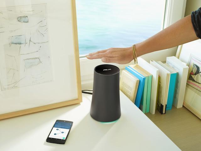 聯手華碩,Google推出第二代路由器OnHub
