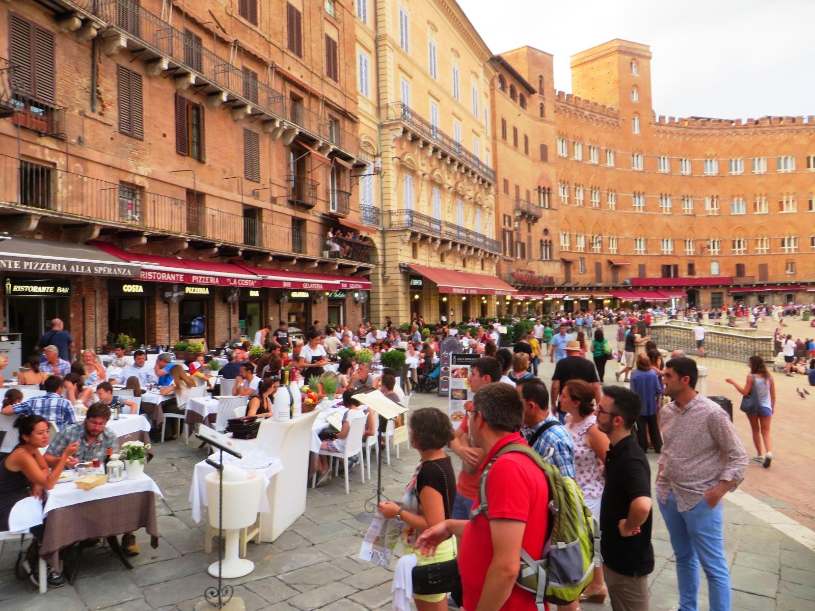 Urbina Vinos Blog: Que Visitar en Siena Turismo (Toscana - Italia)