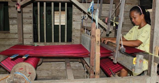 Kampung Tenun Samarinda
