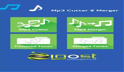 Edit Lagu dengan MP3 Cutter & Marger