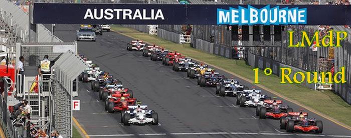 2° LMdP - 2019 - Solo para Gourmets de F1 Australian-GP