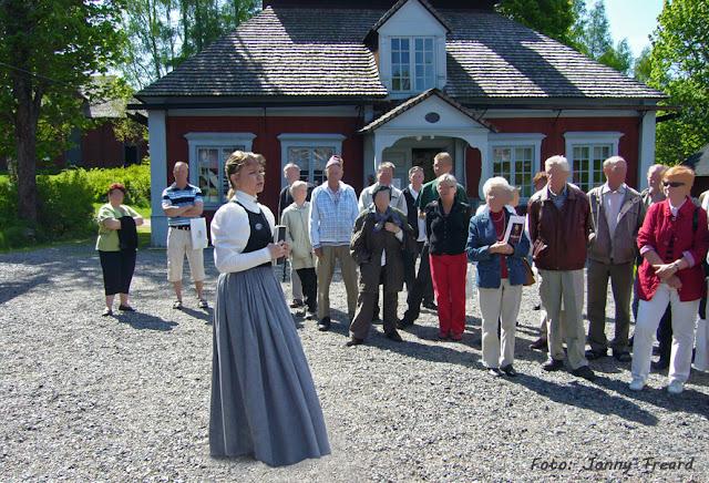 Guidningar på Malingsbo Herggård