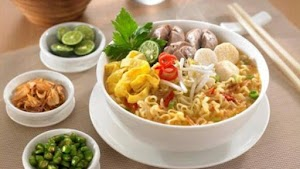 Fish Meatball Soup Noodle recipes, Dishes that are easily created and So Warm