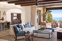 Beachfront Mediterranean Style Villa In Cabo San Lucas