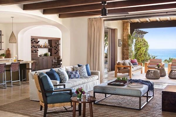 25 Fresh Mediterranean Interior Design