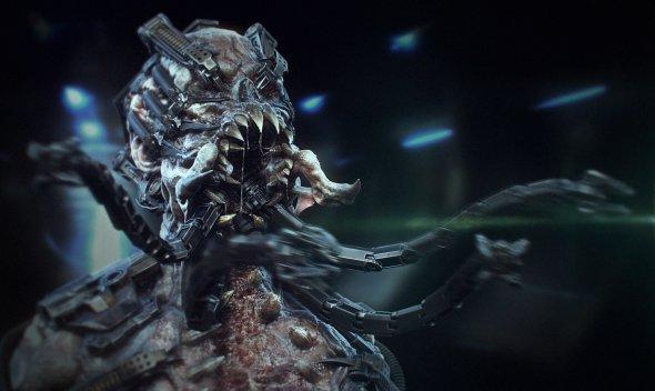 Santiago Betancur artstation arte ilustrações modelos 3D ficção científica fantasia sombria monstros alienígenas criaturas