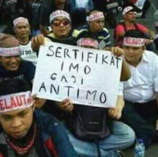 PELAUT INDONESIA DI BISNIS PELAYARAN DUNIA