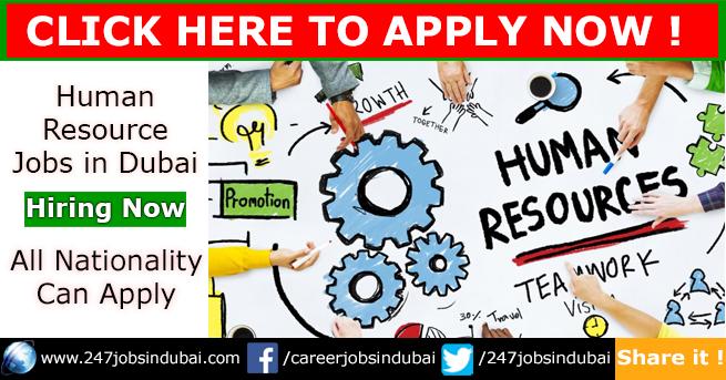 New Human Resource HR Jobs Vacancies in Dubai