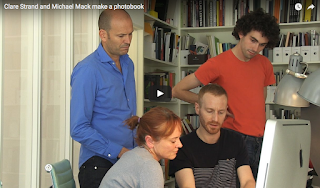 MACK follows the making of a photobook with Clare Strand