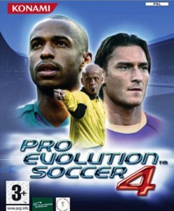 Pro Evolution Soccer 4 PC Full Español