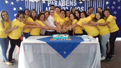 APAE de Registro-SP comemora 33 anos da entidade com Festa