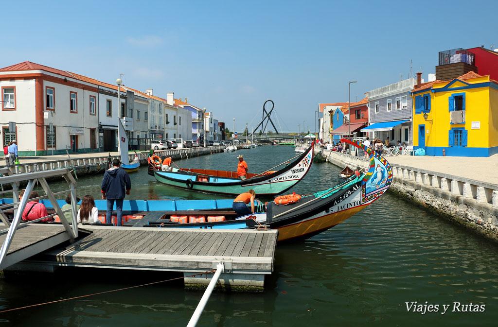 canal Botirões, Aveiro