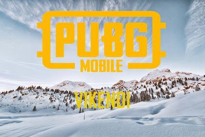 PUBG mobile snow map Vikendi beta v0.10 now available