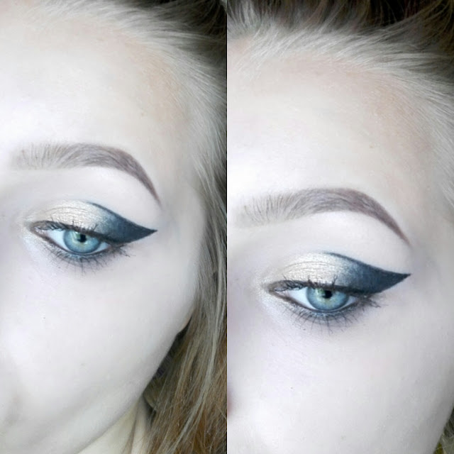 Wieczorowe smoky eye