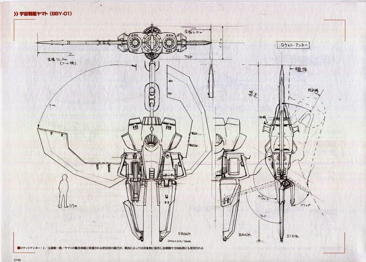 Art Books Free Downloads Space Battleship Yamato