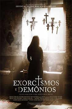 Exorcismos e Demônios Torrent - BluRay 720p/1080p Dual Áudio