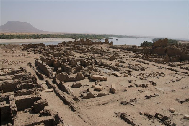 Excavations on the island of Sai reveal how Egyptian occupiers became good neighbours
